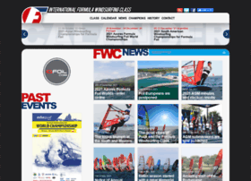 formulawindsurfing.org