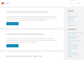 formulists.com