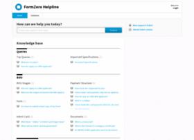 formzero.freshdesk.com