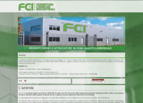 forniturechimicheindustriali.it