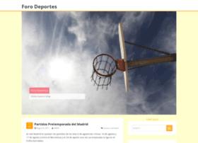 foro-deportes.com