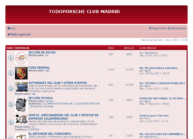foro-todoporsche.com