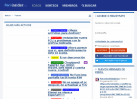 foro.microsoftinsider.es