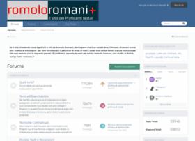 foro.romoloromani.it