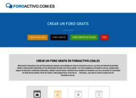 foroactivo.com.es