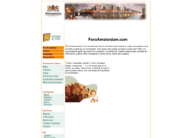 foroamsterdam.com