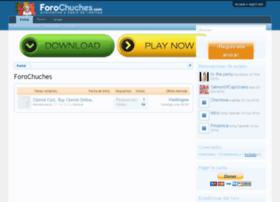 forochuches.com