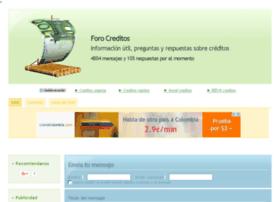forocreditos.es