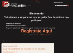 forodeaudio.com