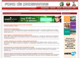 forodeprogramas.com