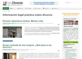 forodivorcio.com