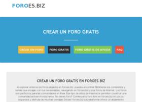 foroes.biz