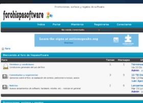 forohispasoftware.com