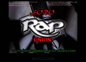 fororapunion.activoforo.com