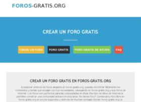 foros-gratis.org