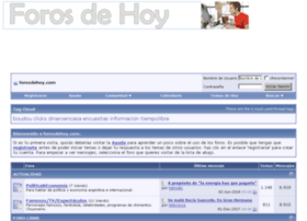 forosdehoy.com