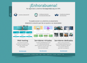 foroseguridad.org