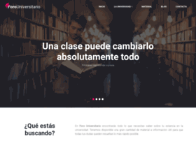 forouniversitario.net