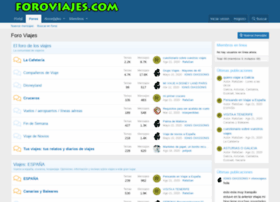 foroviajes.com