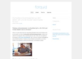 forquid.de