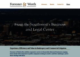 forresterandworth.com
