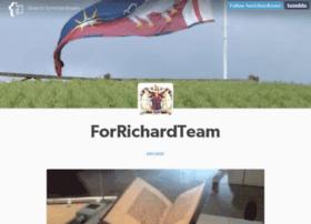forrichardteam.tumblr.com