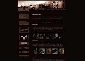 forsaken-game.com
