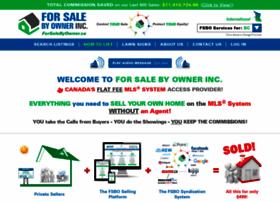 forsalebyowner.ca