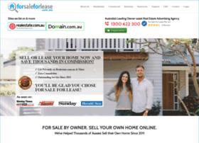 forsaleforlease.com.au