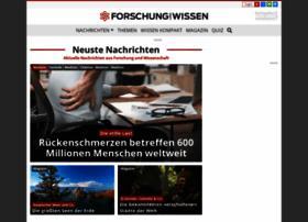 forschung-und-wissen.de