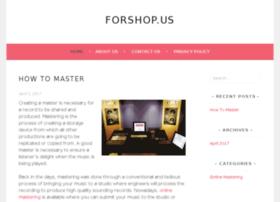 forshop.us