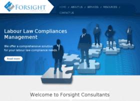 forsightconsultants.com