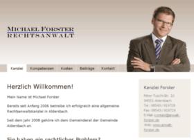 forster.firmenserver.org