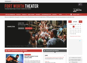 fort-worth-theater.com