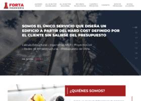 fortaingenieria.com
