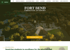 fortbendchristian.org