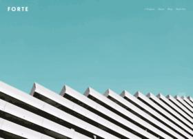 forte-demo.squarespace.com