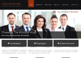 forterecruiters.com