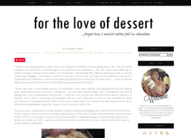 fortheloveofdessert.blogspot.com