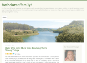 fortheloveoffamily2.wordpress.com