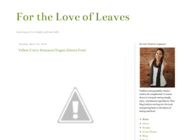fortheloveofleaves.blogspot.co.nz