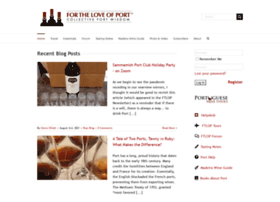 fortheloveofport.com