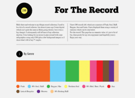 fortherecord.simonfosterdesign.com