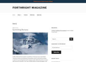 forthright.net