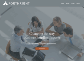 forthrightsolutions.com