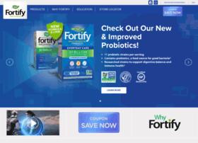 fortifyprobiotics.com