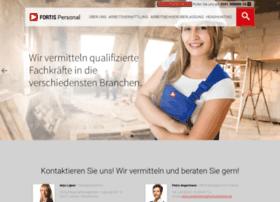 fortis-personal.de