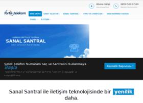 fortistelekom.com