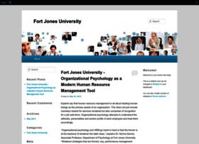 fortjonesuniversity.edublogs.org