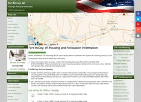 fortmccoyhousing.com